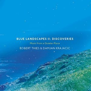 Blue Landscapes II: Discoveries by Robert Thies & Damjan Krajacic