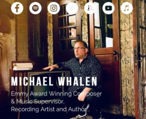 MIchael Whalen | Artist Page