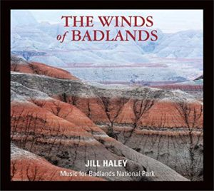 Jill Haley | The Winds of Badlands | Album Review by Dyan Garris