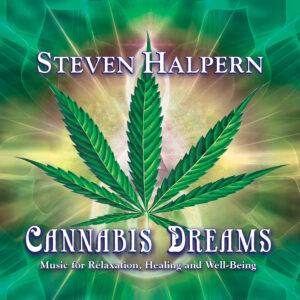 Steven Halpern | Cannabis Dreams | Album Review by Dyan Garris