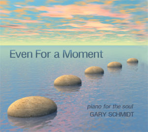 Even For A Moment Gary Schmidt COVER