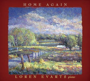 Loren Evarts ~ Home Again Album Review