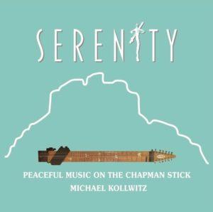 Michael Kollwitz SERENITY cover