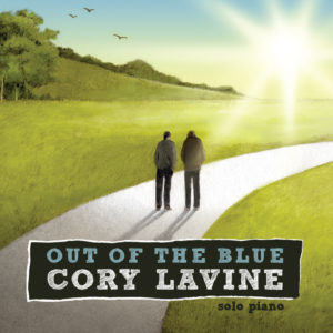 Cory Lavine – Out of the Blue Album Review