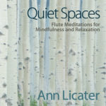 Quiet Spaces Cover Art Ann Licater