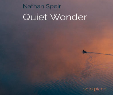 Quiet Wonder CD cover
