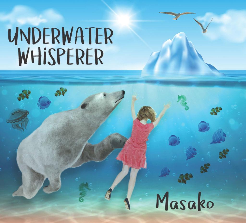 Masako | Underwater Whisperer | Album Review by Dyan Garris