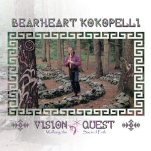 Bearheart Kokopelli | Vision Quest | Album Review by Dyan Garris