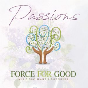 Jonathan Sprout | Force for Good | Passions Album Review by Dyan Garris