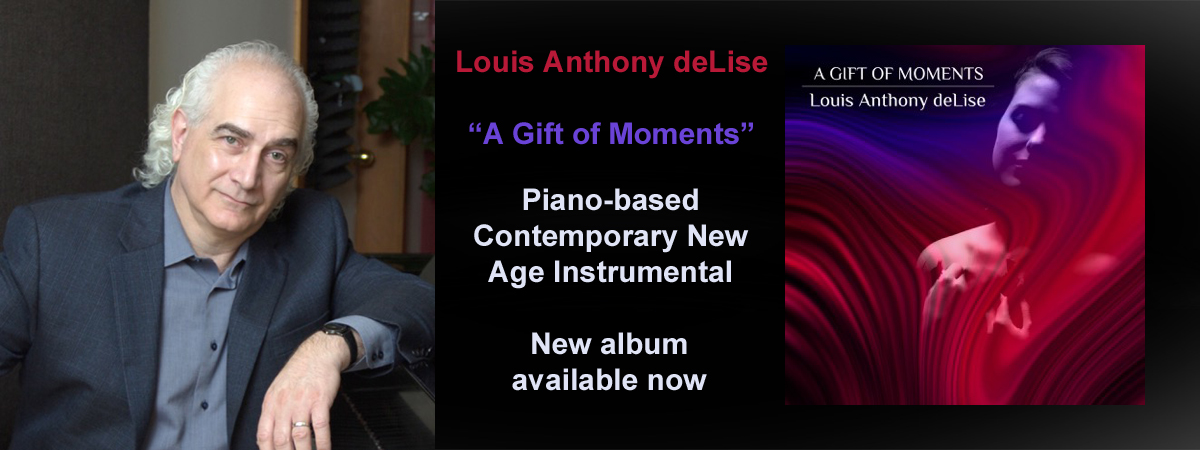 louis banner for new age cd copy